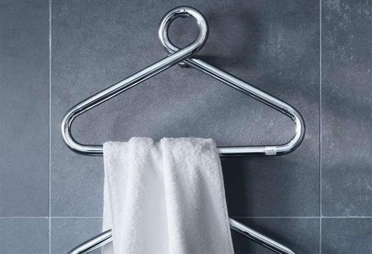 runtal towel warmer design - Heated Towel Rack