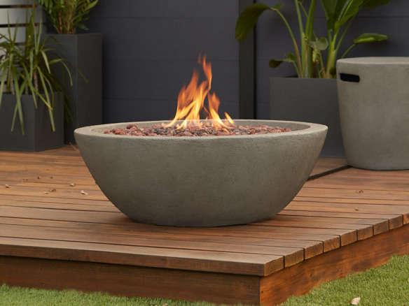 Real Flame Riverside Propane Fire Bowl