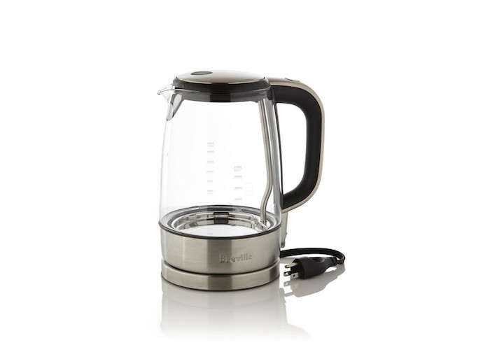 Breville Electric Tea Kettle ~ Easy pieces electric kettles remodelista