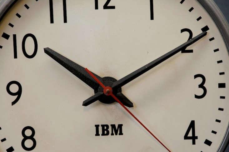 IBM-clock-vintage-factory20-Remodelista