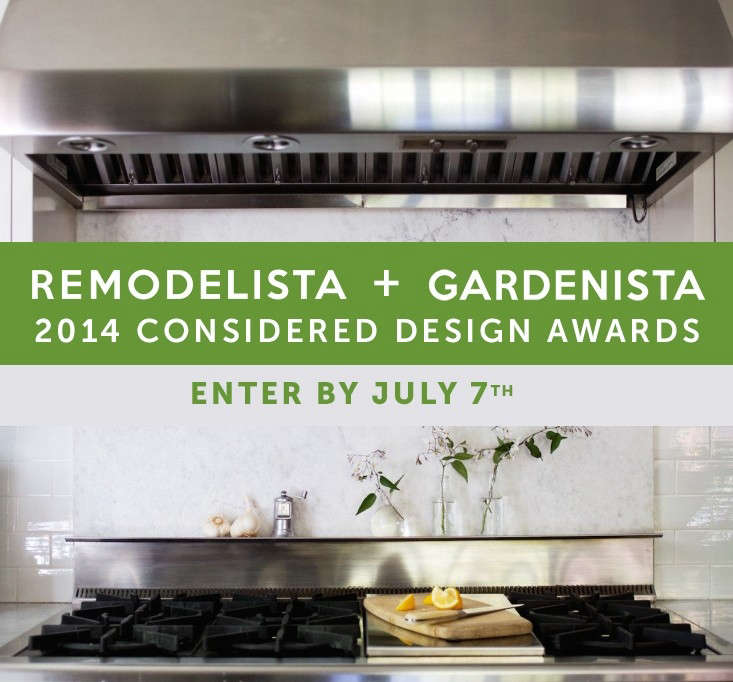 Remodelista Design Awards hero
