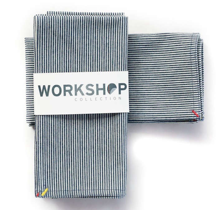 Workshop-railroad-stripe-napkins
