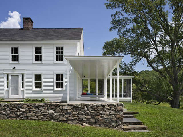 O 39 neill rose architects boston new england remodelista for New england architects