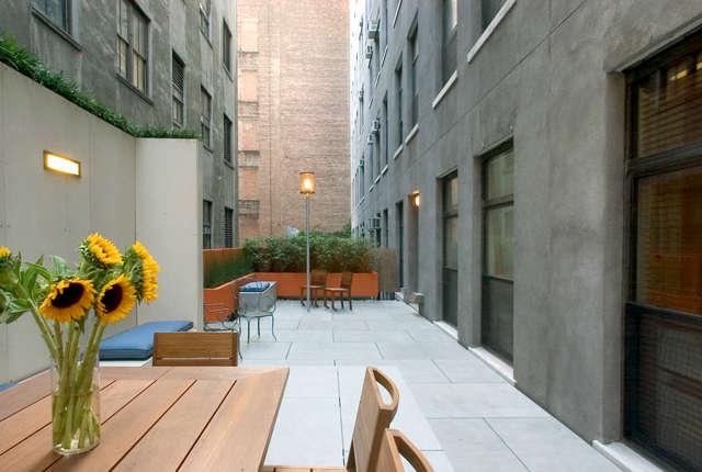 Chelsea Roof Terrace