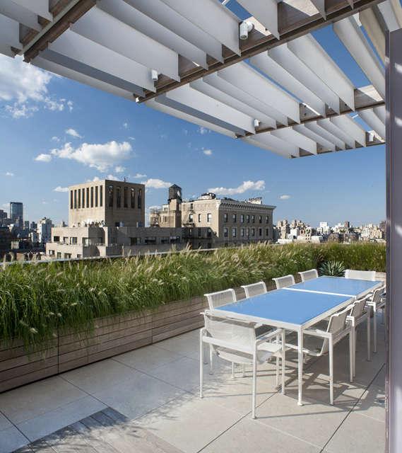 Park Avenue Roofscape