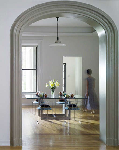 Harlem Townhouse Dining Room &#8\2\1\1; click here for more information on this project