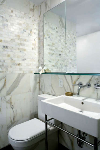 Tepperberg Master Bath &#8\2\1\1; click here for more information on this project
