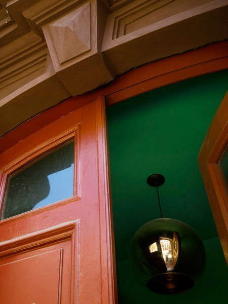Harlem Townhouse Entry Door &#8\2\1\1; click here for more information on this project