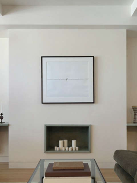 Horatio Living Room Fireplace &#8\2\1\1; click here for more information on this project