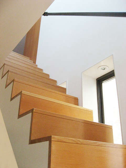 Harlem Townhouse Stair &#8\2\1\1; click here for more information on this project
