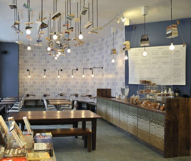 McNally Jackson Cafe &#8\2\1\1; click here to learn more about the project
