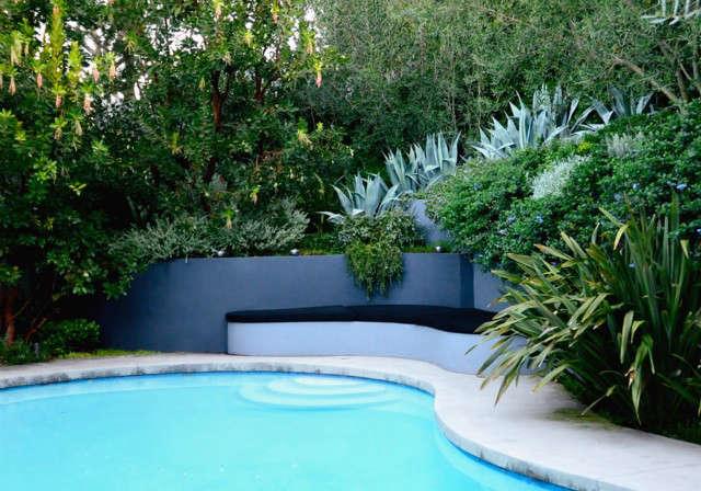 Silver Lake Pool Garden &#8class=