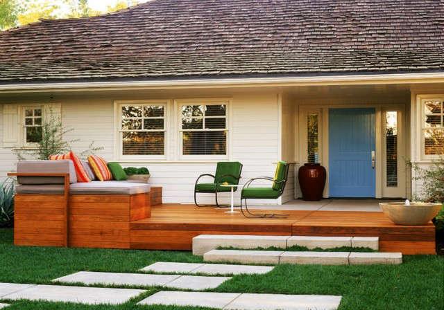 Pacific Palisades Porch &#8class=