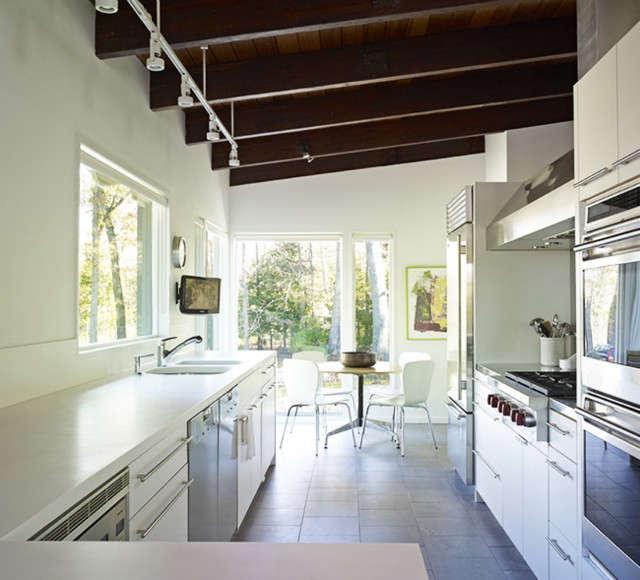 Paradise Lane Residence &#8\2\1\1; BILLINKOFF ARCHITECTUREkitchen