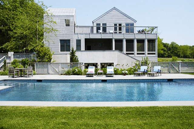 Town Lane Residence, Amagansett, NY &#8\2\1\1; BILLINKOFF ARCHITECTUREpool