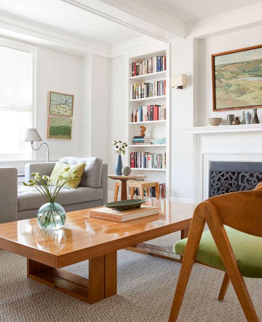 Upper East Side Duplex Living Room &#8\2\1\1; Upper East Side Duplex Living Room