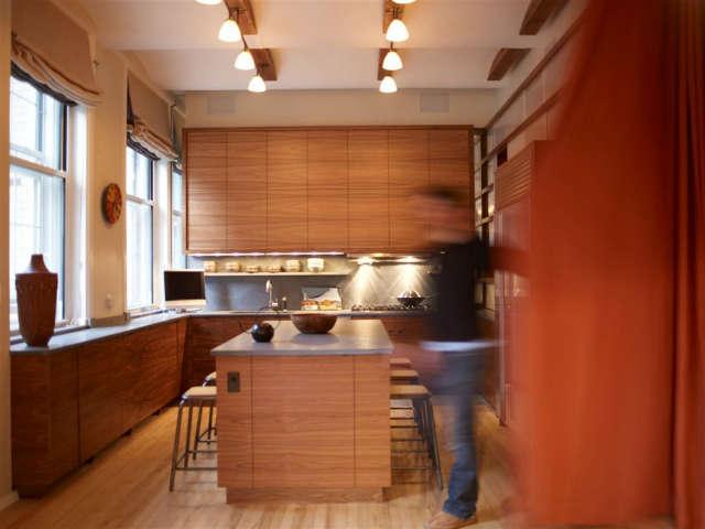 Tribeca Loft Kitchen &#8\2\1\1; Tribeca Loft Kitchen