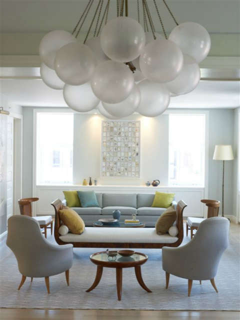West Village Living Room &#8\2\1\1; West Village Living Room