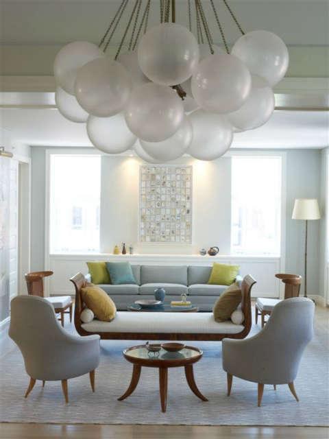 West Village Living Room Photo: Eric Laignel