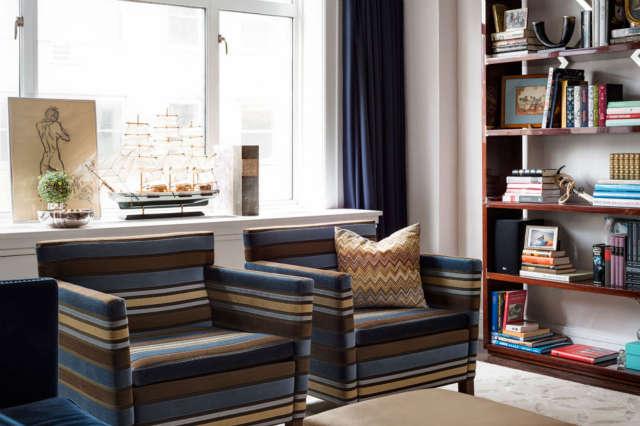 77th Street Living Room &#8\2\1\1; Photo:Adam Kane Macchia