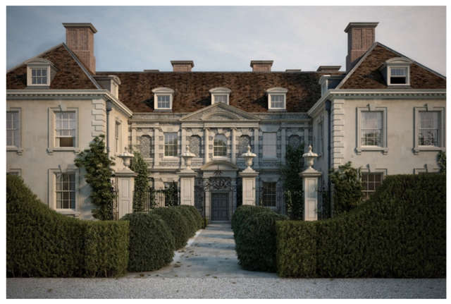 Fawley House, Oxfordshire