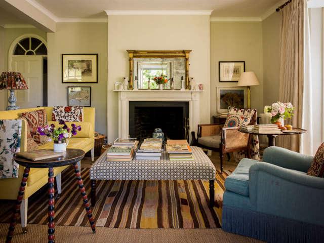 A sitting room, Dorset