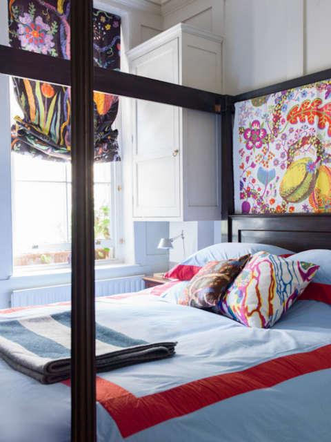 A bedroom, Bloomsbury: