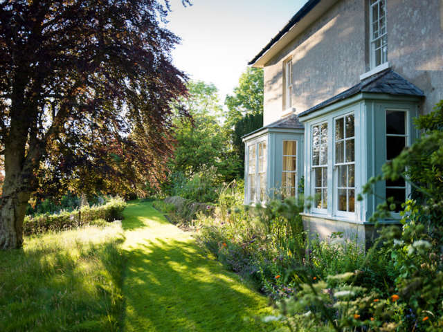 A Dorset home