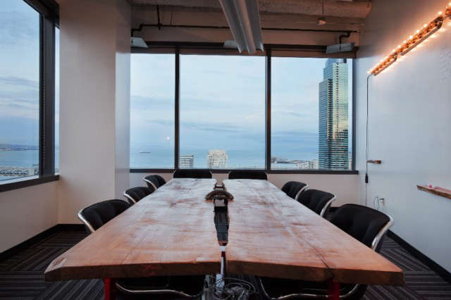 Path Conference Room &#8\2\1\1; A Geremia Design commercial project. Please visit our website for more information.