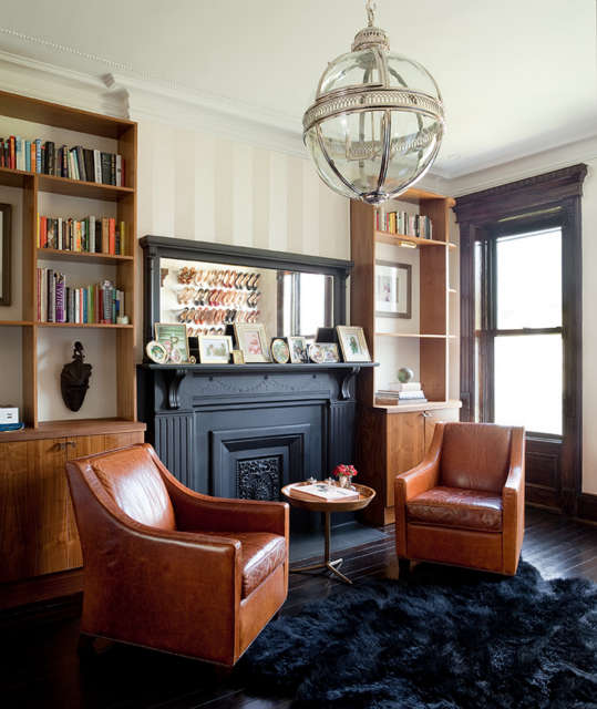 Lincoln Place Living Room