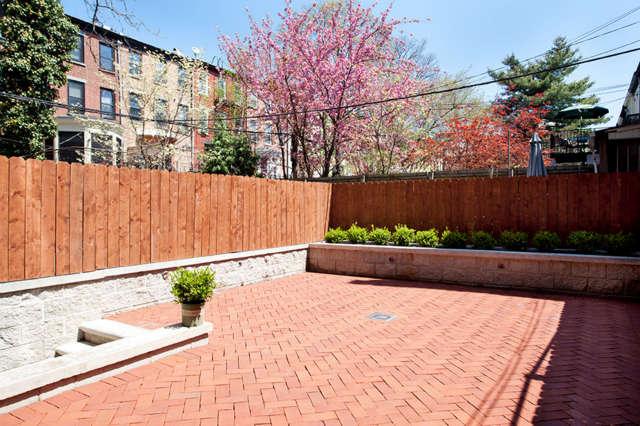 8th Ave Backyard