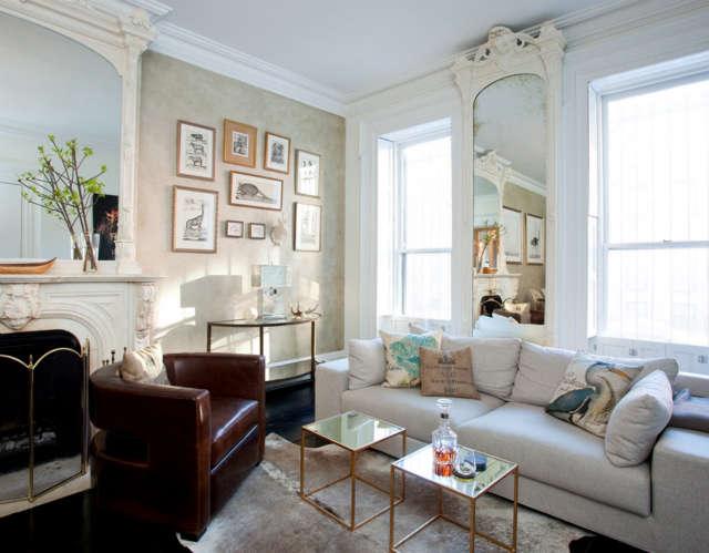 Fort Greene Place Living Room