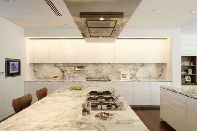 Kitchen: Boffi Kitchen Photo: Art Gray