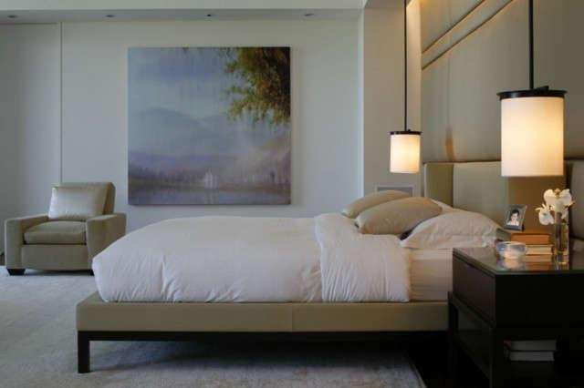 Master bedroom: Master bedroom suite Photo: Art Gray