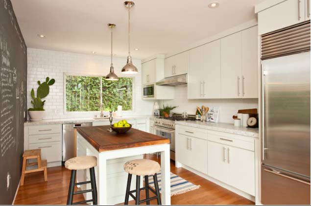 Kitchen, Hobart Residence Photo: