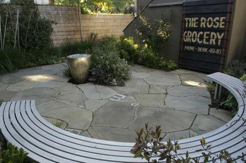 Smith Garden Photo: Jacqueline Koch