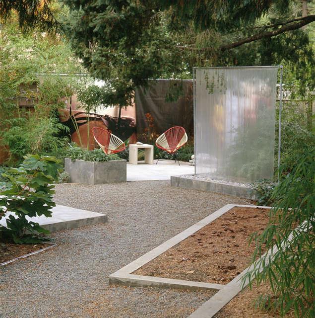 Evind Garden Photo: Marion Brenner
