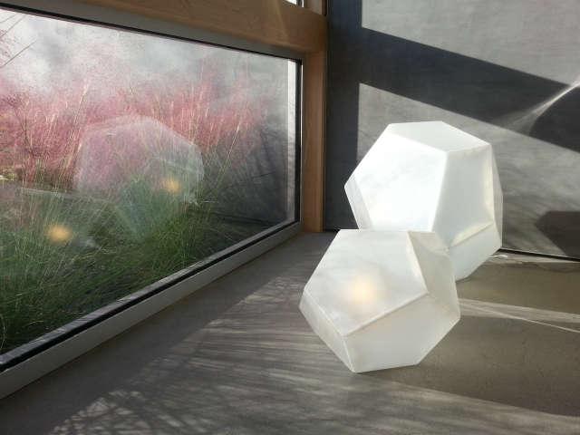 Custom Light Fixtures Photo: Noah Walker