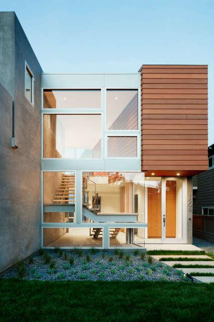 Manhattan Beach House Photo: Nicholas Alaon Cope