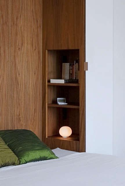 Transformer Loft &#8\2\1\1; bedroom niche