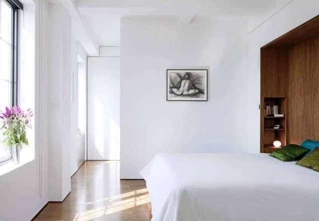 Transformer Loft &#8\2\1\1; bedroom sunny
