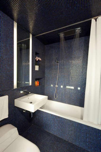 Transformer Loft &#8\2\1\1; bathroom interior