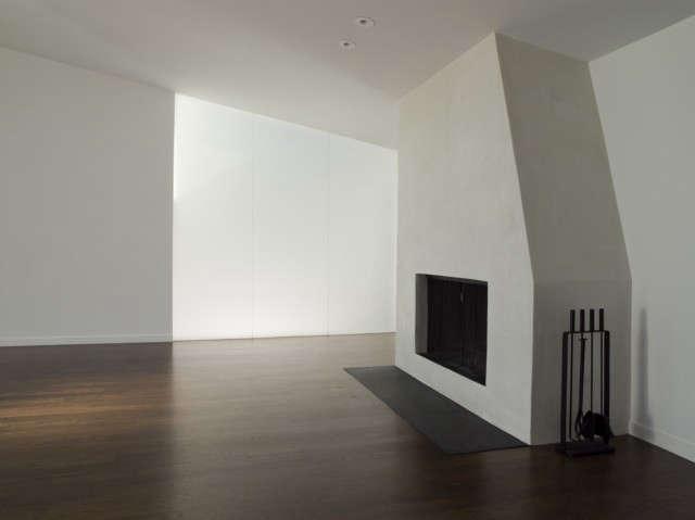 Liberty Street Residence: Living Room Photo: David Duncan Livingston