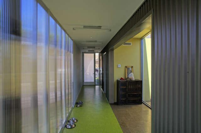 Stoughton Miller Hallway
