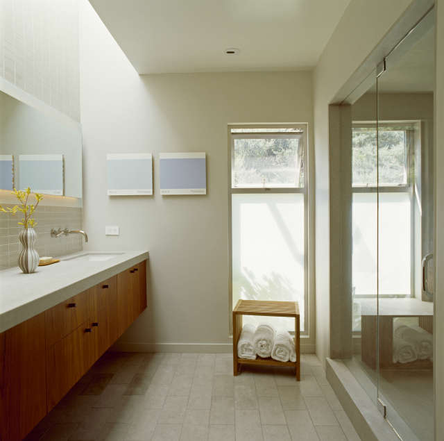 Bathroom Lighting Remodelista: Dutton Architects: New York City & Mid-Atlantic