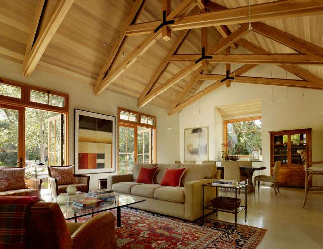 Woodside Residence Photo: Matthew Millman