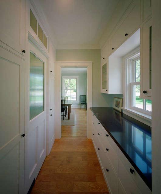 Riverbank Residence &#8\2\1\1; Pantry: Pantry in Riverbank residence Photo: Peter Bastianelli-Kerze