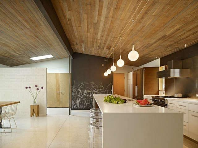 Lakewood Mid Century Remodel Kitchen