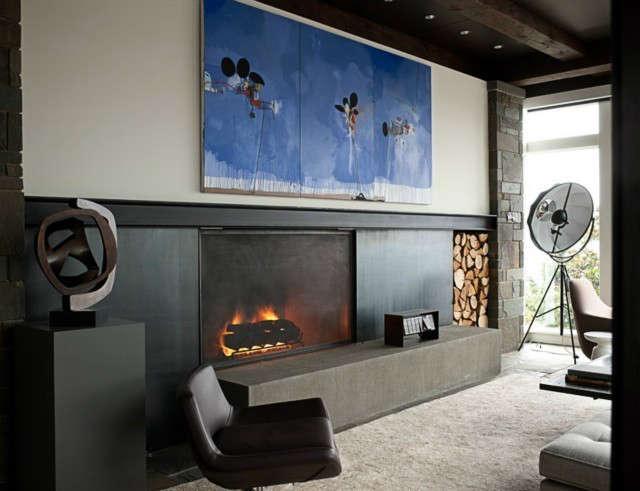 Art House Fireplace