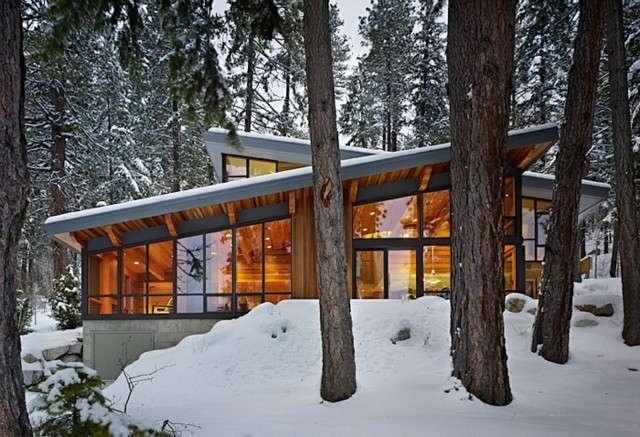 North Lake Wenatchee Cabin